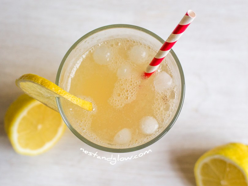 Apple Cider Vinegar Fresh Lemonade