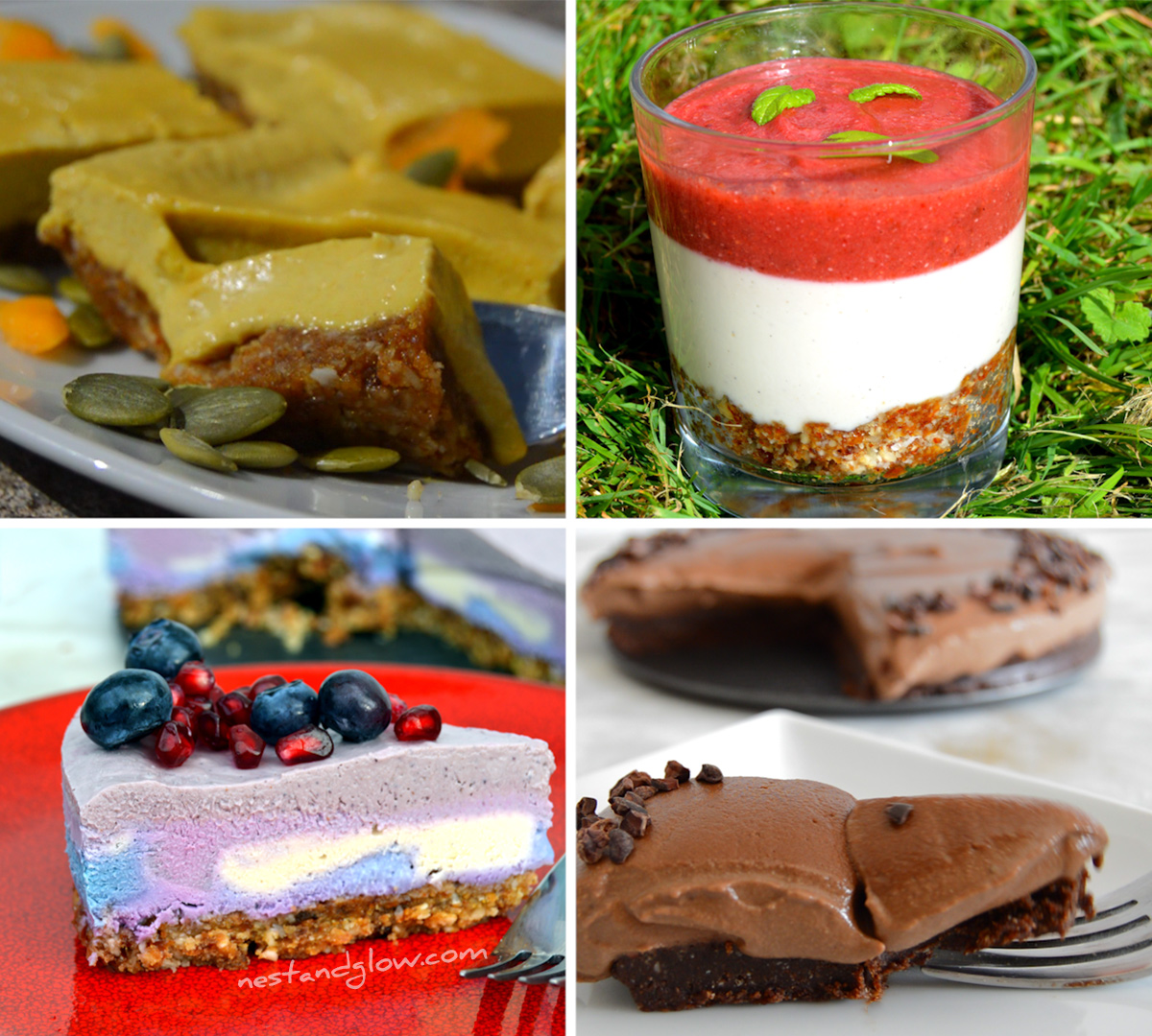 Cashew Cheesecake Recipes