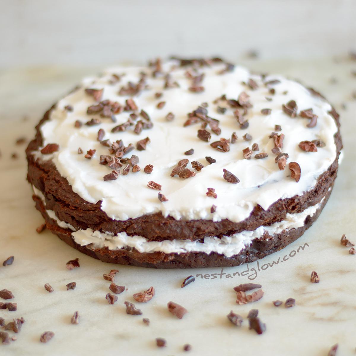 Kidney Bean Chocolate Cake Recipe