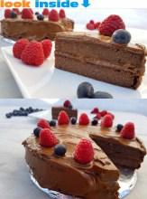 healthy easy recipe book look inside quinoa cake