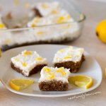 Lemon Drizzle Seed Cake