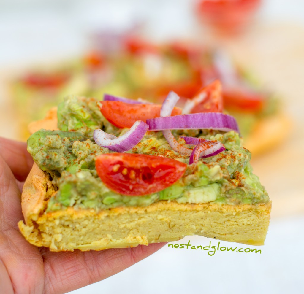 High Protein Lentil Bread