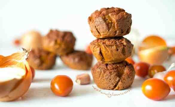 Quinoa Sundried Tomato Muffins Recipe