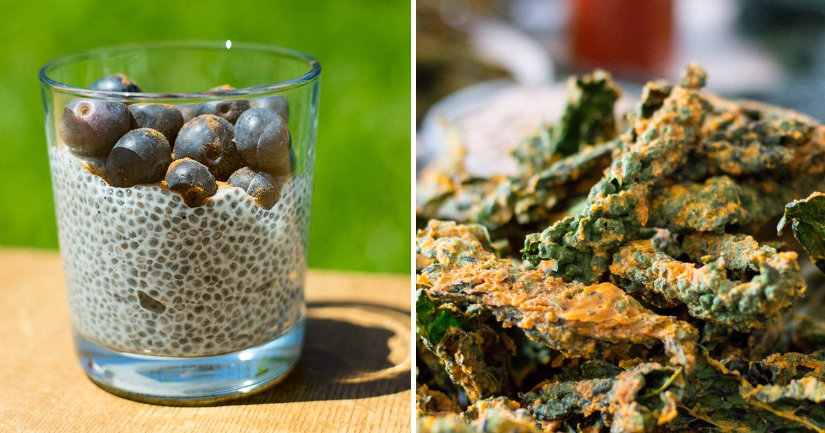 9 Plant-Based Foods to Improve Mental Health