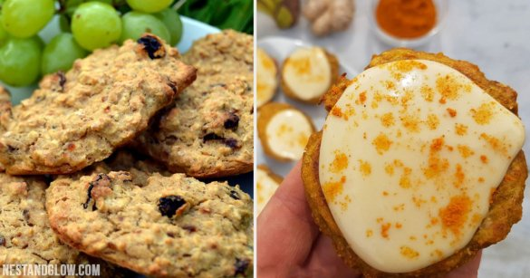 healthy oat cookie recipes