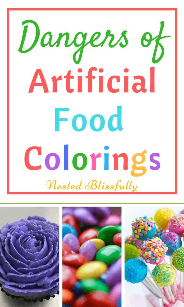 Artificial Food Colorings