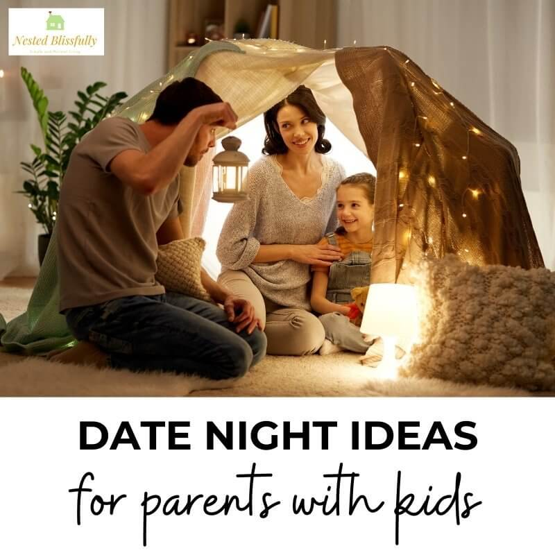 Date night for parents with kids
