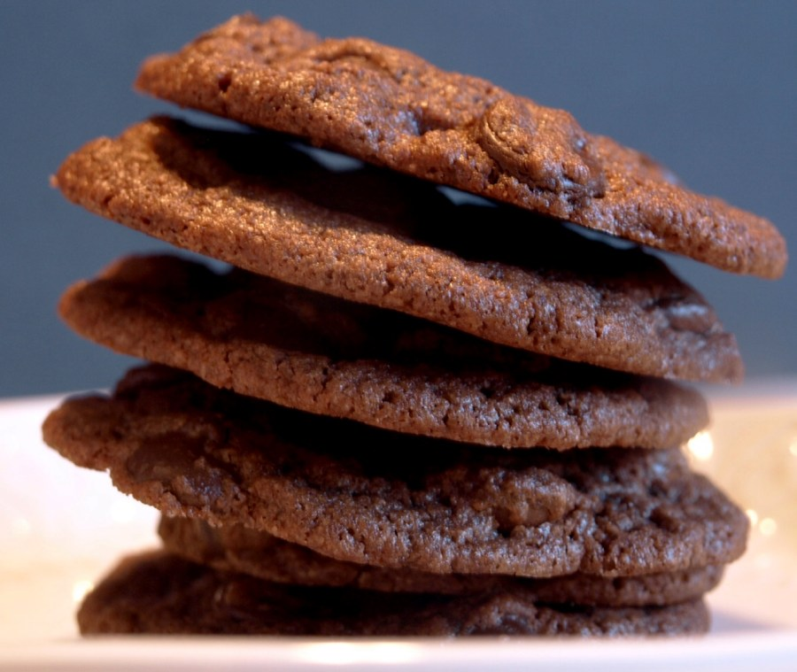 Chock Full of Chocolate Cookies