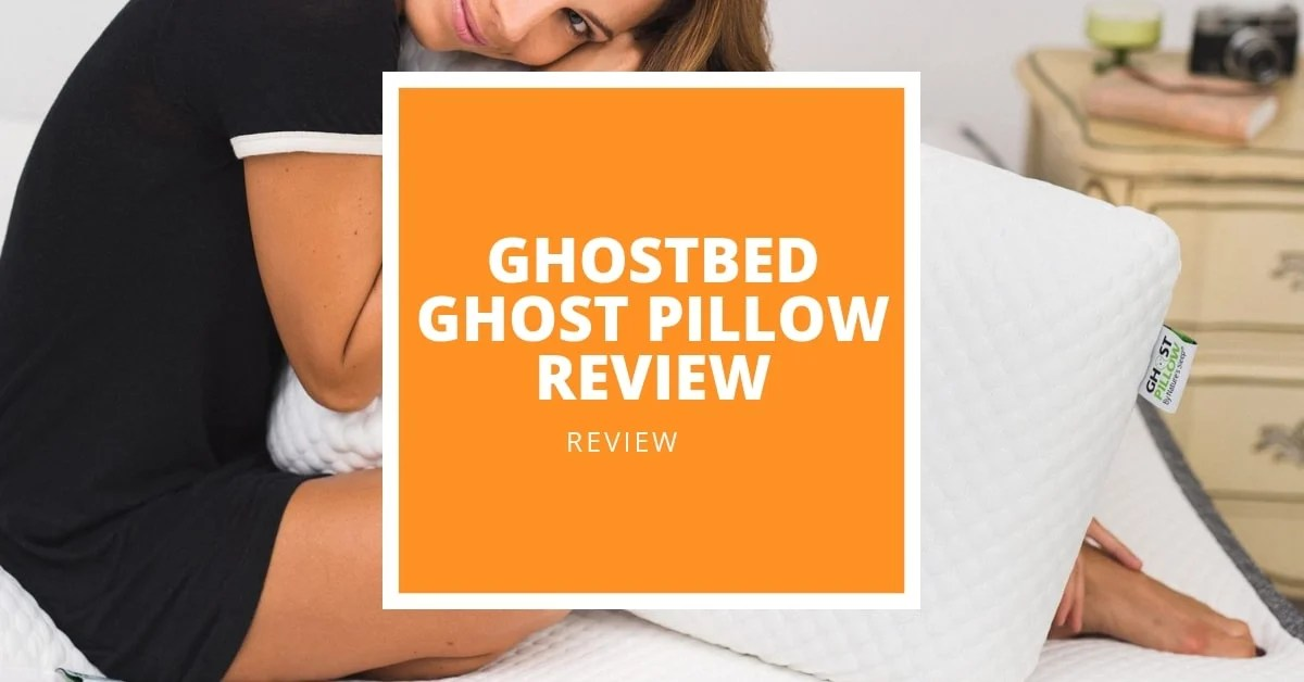 ghostbed ghost pillow review 2021 is