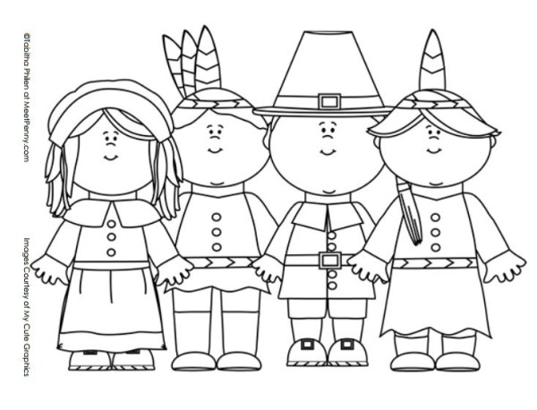 thanksgiving coloring pages printables # 15