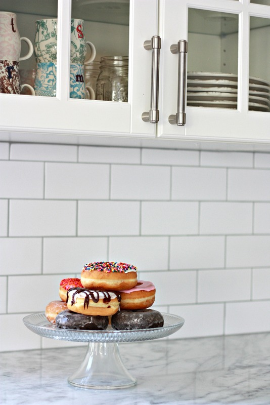 Subway Tile Backsplash Installation Nest Of Posies