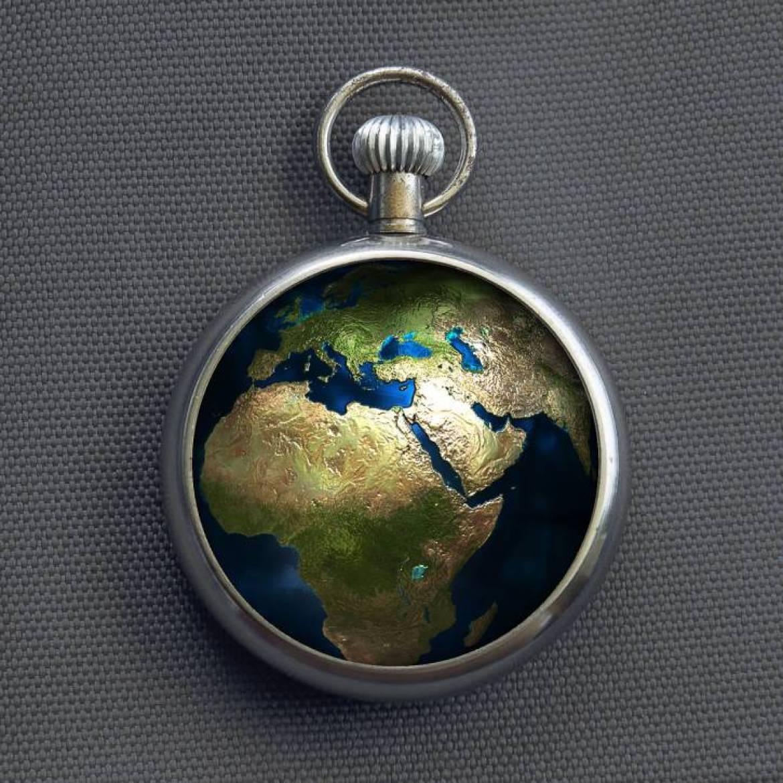 Världen är full av tid....
