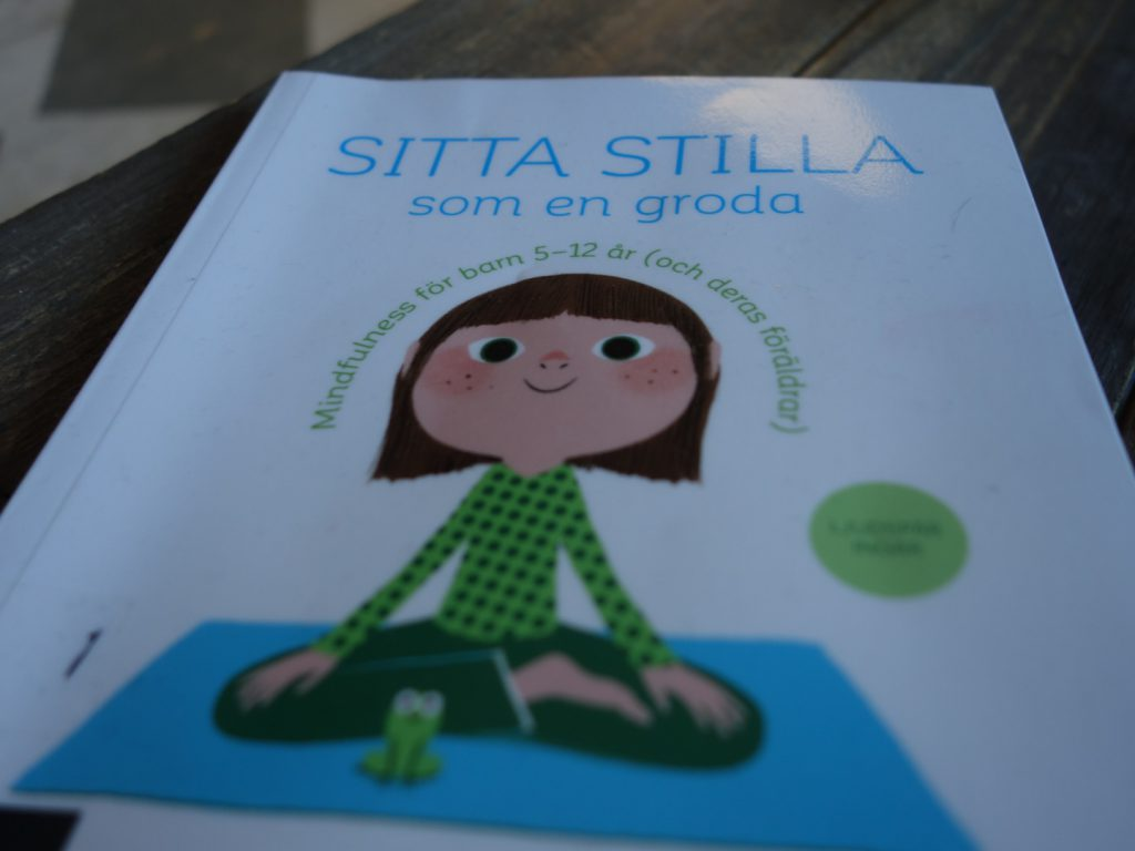 Meditationsövningar för barn