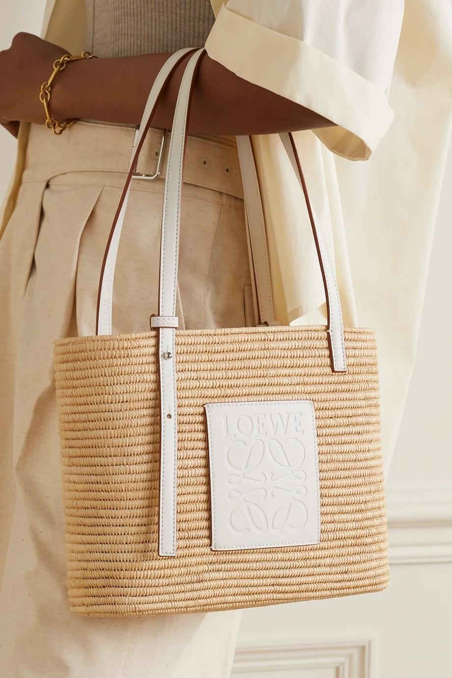 Designer Straw Bags