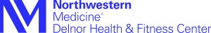 Northwestern Medicine Delnor Health & Fitness Center logo