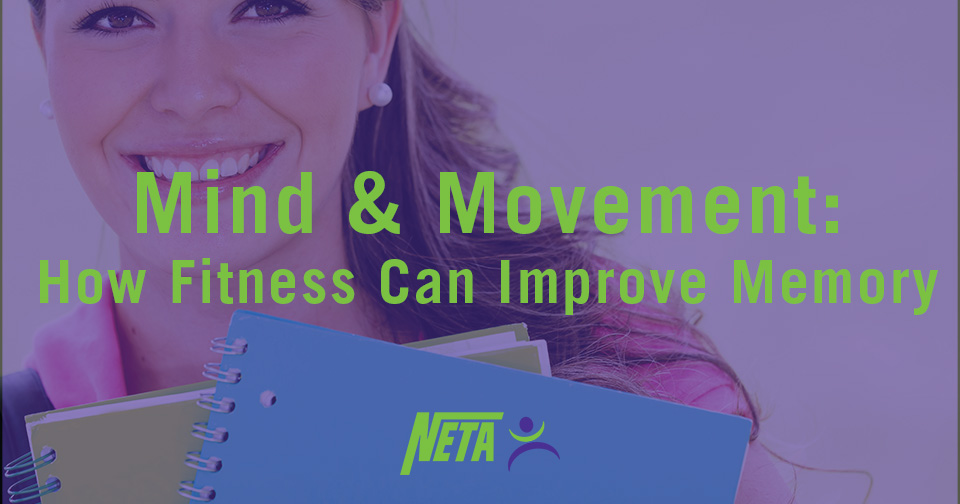 Mind & Movement: How Fitness Can Improve Memory