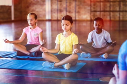 Kids Yoga Certification