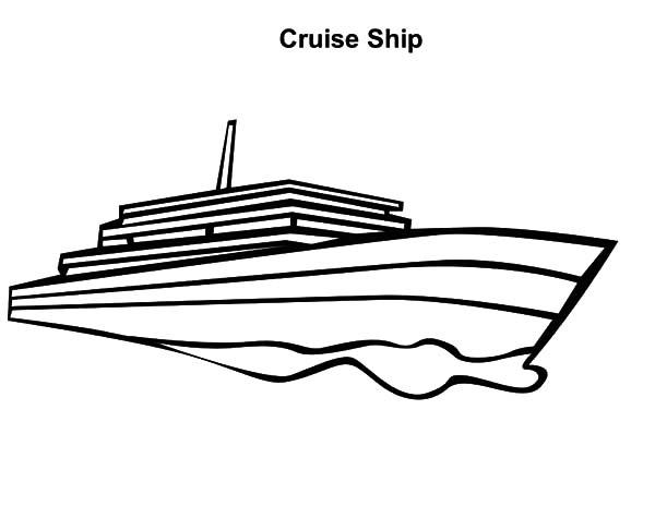 Cruise Ship | NetArt