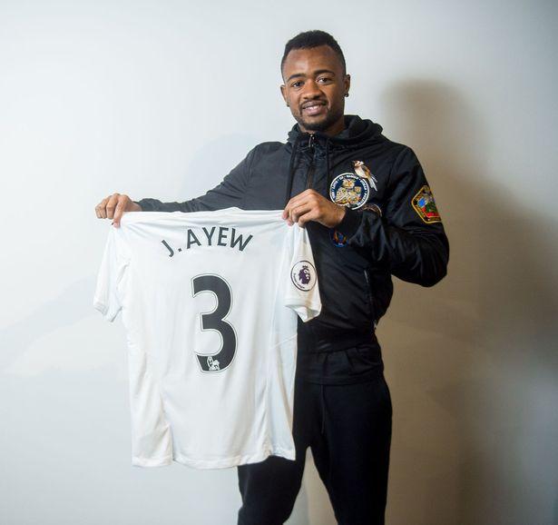 Jordan Ayew prepared for Swansea City's pre-season tour