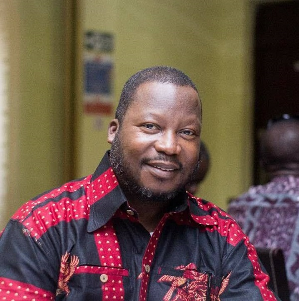 Photo: NPP's Philip Addison joins the'beardgang' with new look