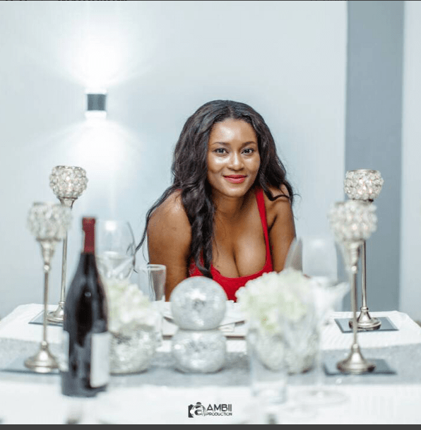 Photos from Sarkodie's secret birthday dinner with Tracy