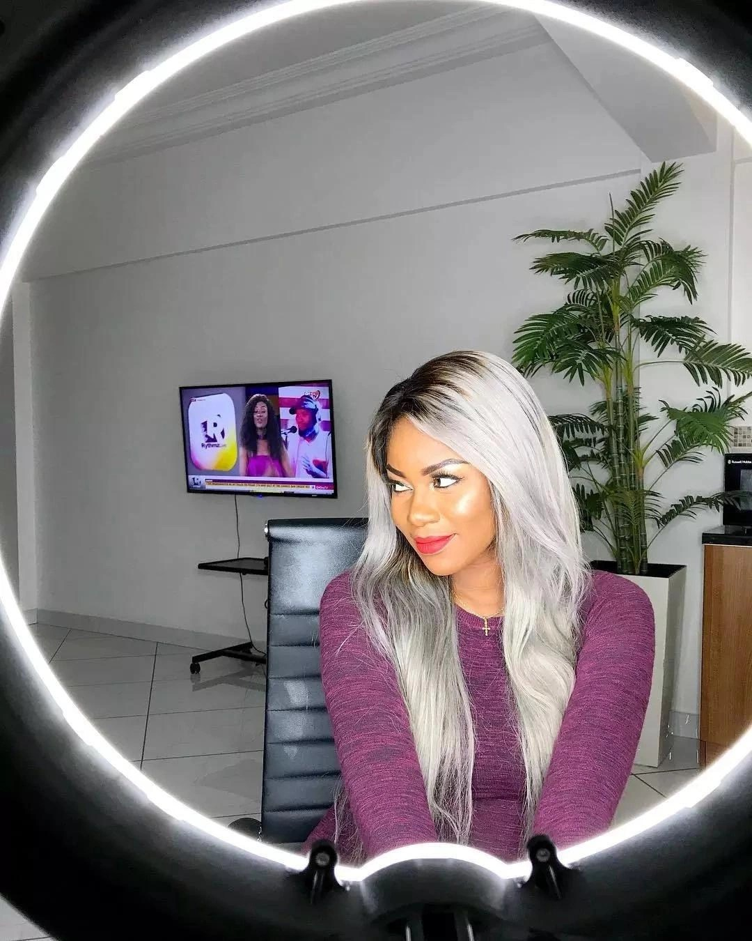 Screen goddess Yvonne Nelson reported pregnant after her secret wedding