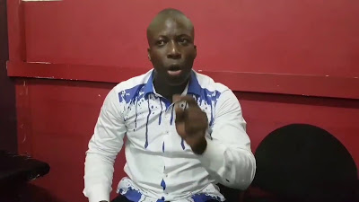Ekow Micah is suffering from'Kpokpobleble' - Kumchacha
