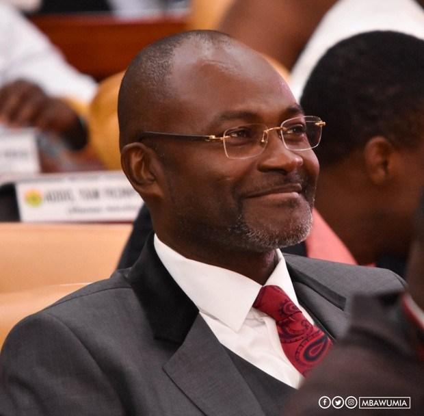 Fix the 'broken' economy – Ken Agyapong tells Bawumia
