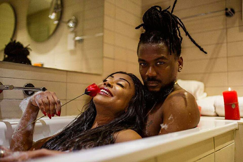 Watch One More; A Sensual Music Video from Stephanie Benson feat Samini