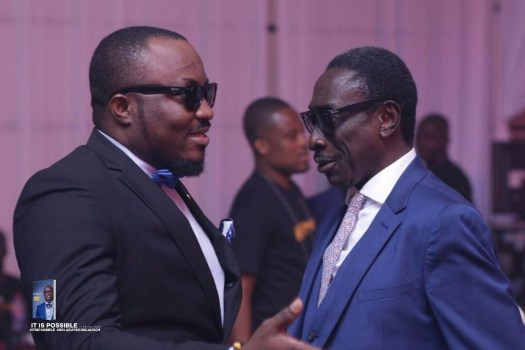Bola Ray's book 'It's Possible' launched