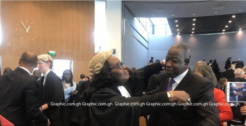 Ghana wins maritime dispute case against Ivory Coast