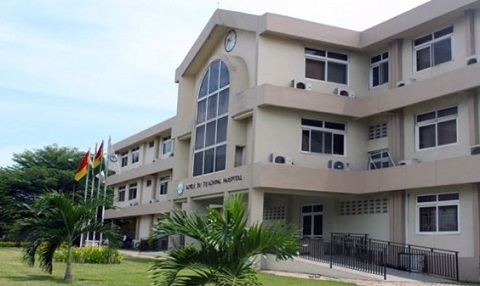 Korle Bu lab scientist hit by bullet while on duty