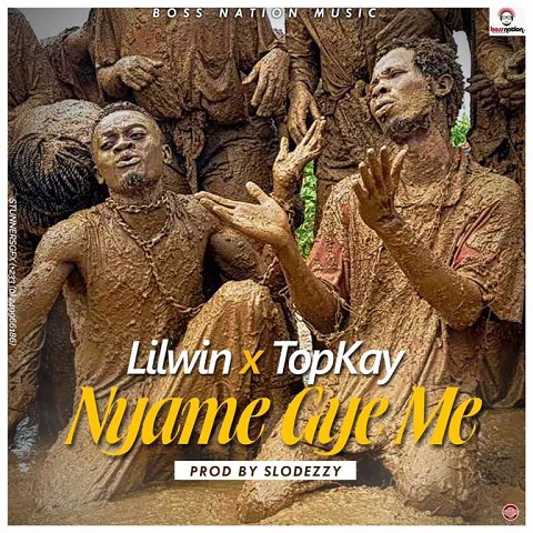 Lil Win - Nyame Gye Me Ft. Top Kay