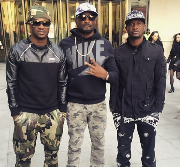 Psquare Officially Breaks Up