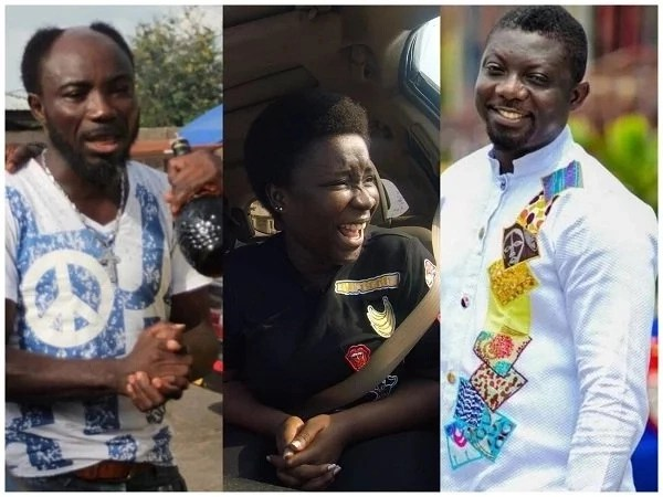 Bill Asamoah takes decision on claims that he's sleeping with Maame Serwaa