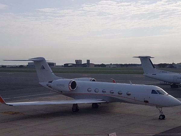 Menzgold, Zylofon Media CEO purchases $66m Gulfstream G650 private jet