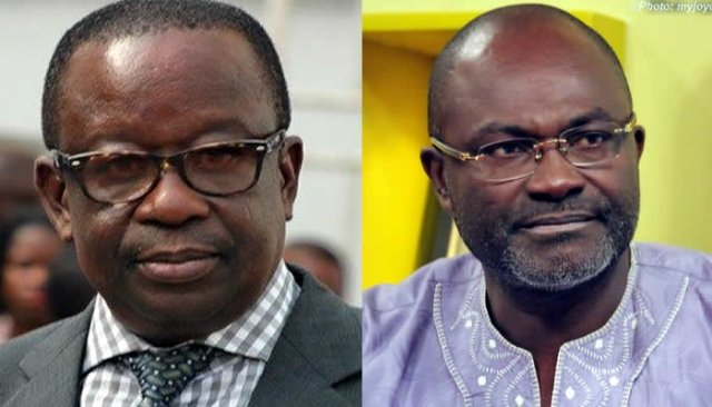 Outgoing CID boss blames Kan Dapaah & Ken Agyapong for his removal