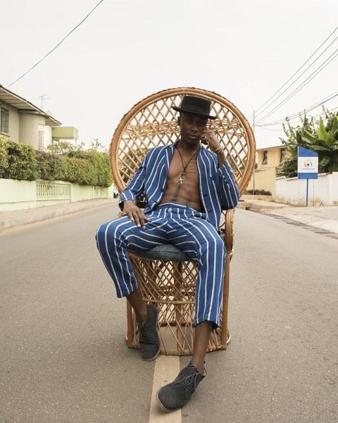Rapper E.L is reinventing Ghana's most prized fashion treasure