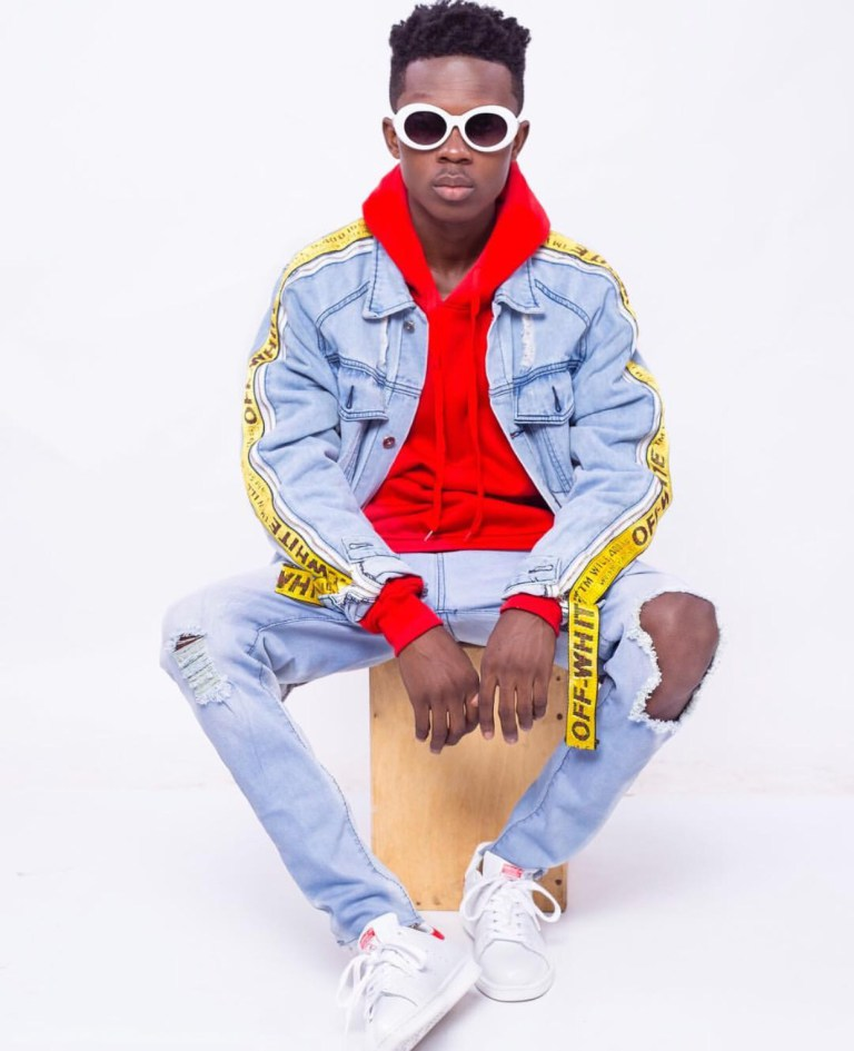 Strongman Readies Next Single Under Sarkcess Music
