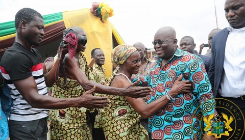 Whatever I do people criticise but I need your support – Akufo-Addo