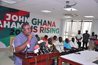 NDC organized 318 press conferences in 2017 to solve nothing - MP