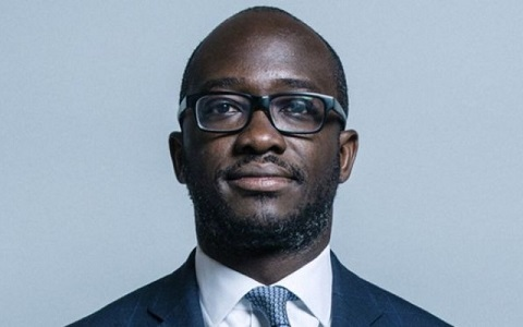 Ghanaian appointed Minister in England