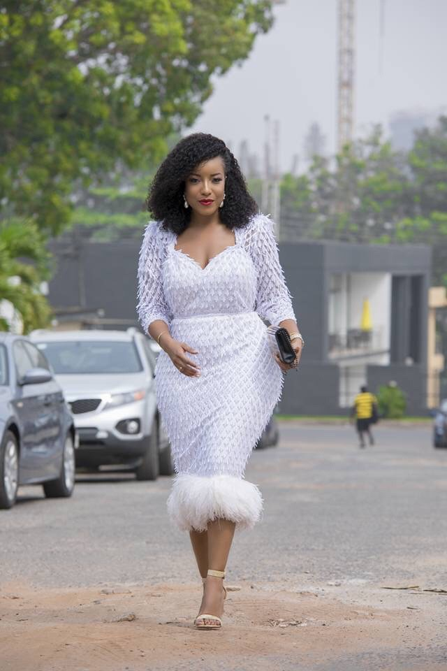 Joselyn Dumas Stuns Audience As She Serves As 'Wedding Guest'