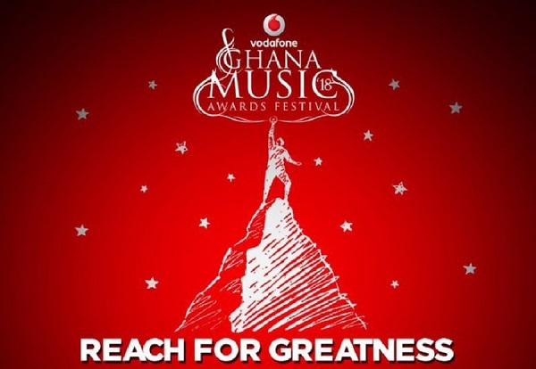 Nominations opened for the 19th Vodafone Ghana Music Awards