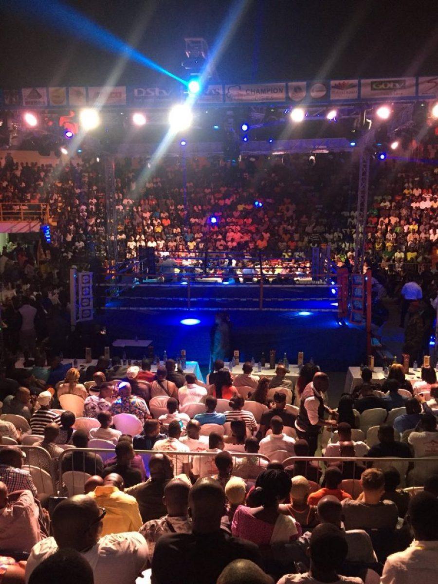 Emmanuel 'Game Boy' Tagoe stops Saucedo to retain IBO Lightweight belt