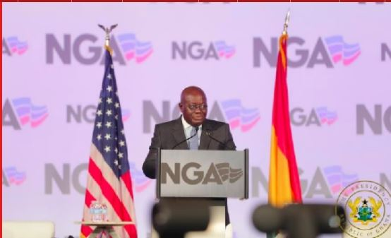 Ghana is ready to accommodate American investors and enterprises - Akufo-Addo