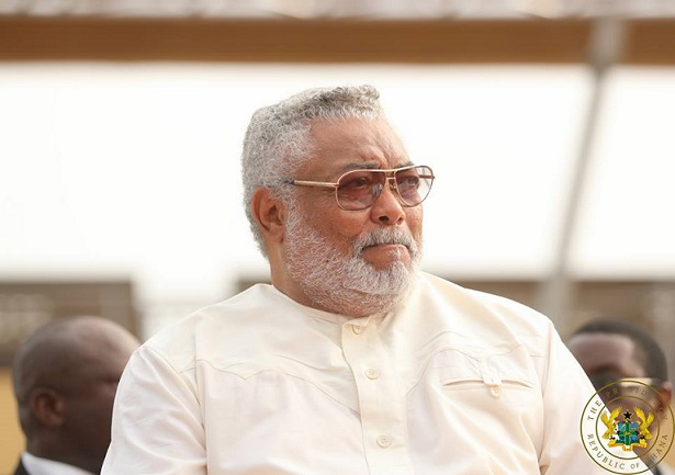 Amidu's appointment shows Nana Addo is serious – Rawlings