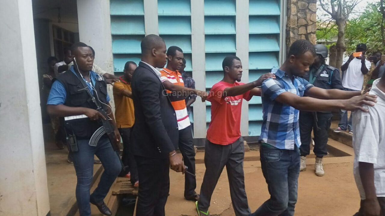 Lawyer gives up on seven 'killers' of Major Mahama