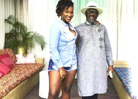 Superstition about Ebony's death irritating – Father