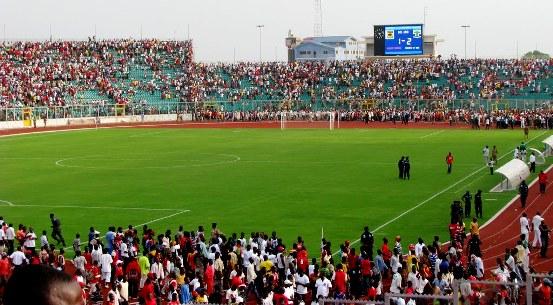 Baba Yara Stadium is not for training - NSA boss hits back at ES Setif